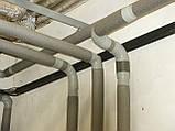 ИЗОЛЯЦИЯ ДЛЯ ТРУБ TUBEX®, внутренний диаметр 52 мм, толщина стенки 25 мм, производитель Чехия, фото 6