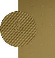 Резина набоечная OCTOPUS (Китай), р. 500*500*6.4мм, цв. бежевый