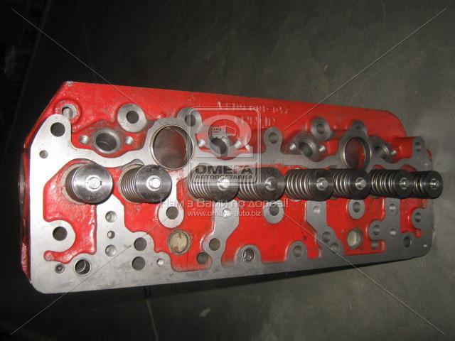 Головка блока двигатель Д 240,243 в сборе с клап.  , 240-1003012