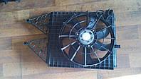 Б/у вентилятор осн радиатора для Volkswagen Polo 09-18