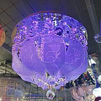 Люстра с пультом и светодиодной подсветкой 8126/400, фото 1