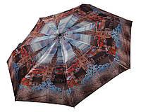 Жіночий парасольку Три Слона МІНІ ( повний автомат, 4 складання ) арт.292-6, фото 1