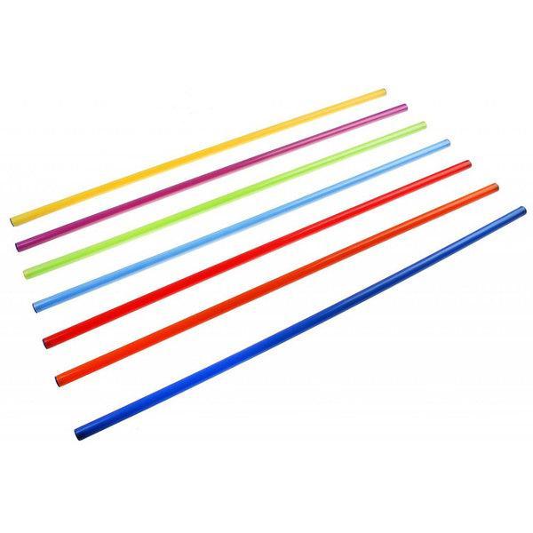 Палка гимнастическая Sportko арг.ПГ1, пластик, длина:1500мм, диаметр:19мм