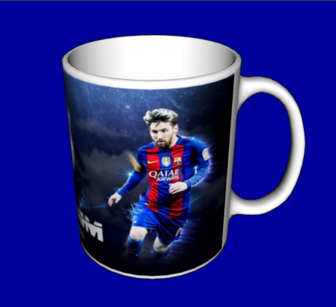 Чашка Lionel Messi