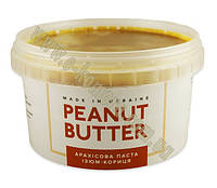 "Арахисовое паста-изюм-корица ""Peanut butter"" 300 грамм"