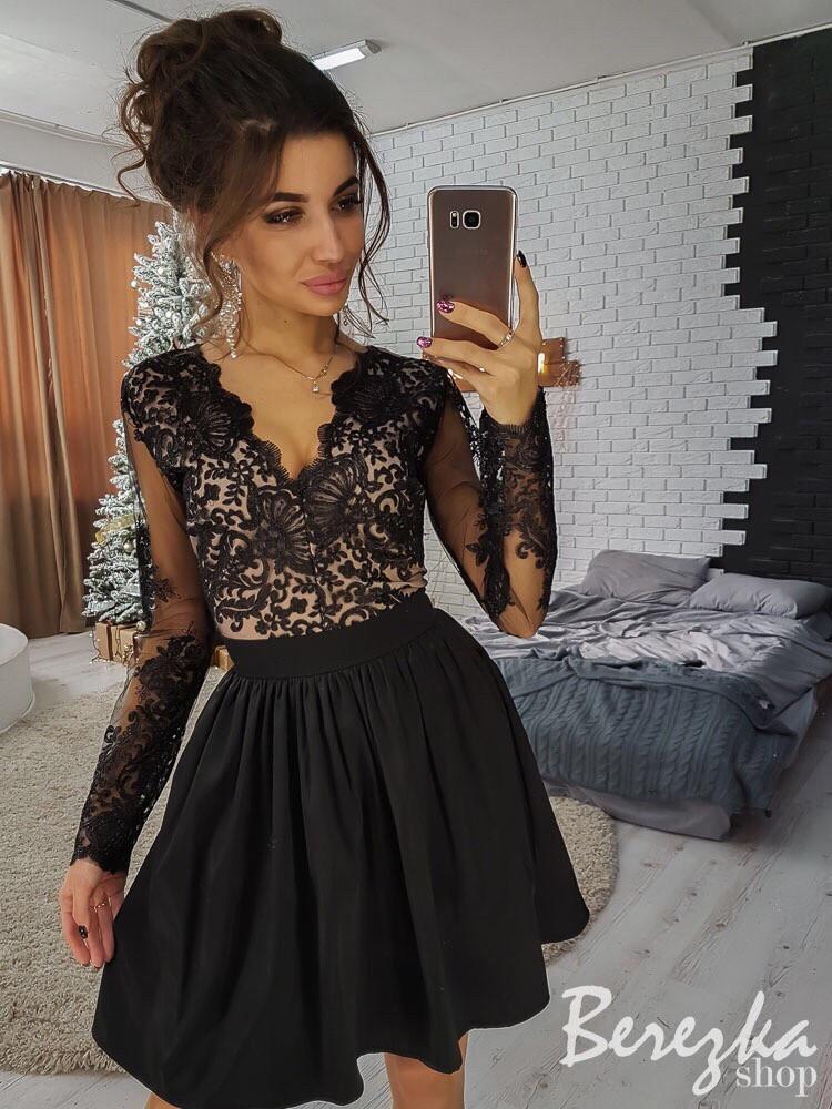 09cd5fe5d87 Роскошное женское вечернее платье (кружево