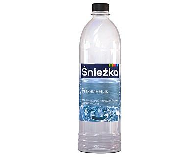 Розчинник для грунтемалі Sniezka на іржу 0,36 кг