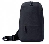 Рюкзак Xiaomi multi-functional urban leisure chest Pack Dark Grey