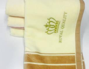 Полотенца лицевые Корона Роял Велюр, фото 2