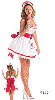 """Эротический ролевой (карнавальный) костюм """"Медсестры""""  Оks-5147"""