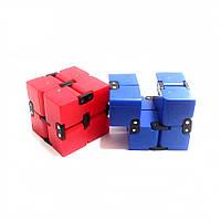 Безкінечний кубик Антистрес Infinity Cube Fidget Toy. InfinityCube