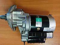 Стартер редукторный ЮМЗ-6, Д-65 (12В/2,8кВт) усиленный | Юбана
