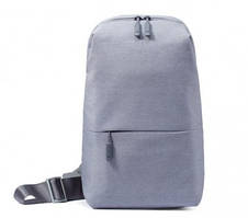 Рюкзак Xiaomi multi-functional urban leisure chest Pack Light Gray