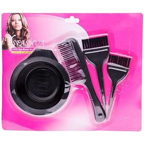 Набор для окраски волос Ysfashua A/HCC51796, 4 предмета
