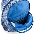 Рюкзак мягкий молодежный Kite Education Take'n'Go 690 г 45 x 30 x 21 см 28 л Голубой (K18-808L-1), фото 8
