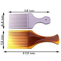 Набор гребней для волос, 2 шт, фото 2