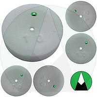 Дозатор распылительный садовой форсунки 1.0 мм Agroplast - 222138 | AP1646K_10 AGROPLAST, фото 1