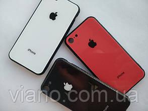 Стеклянный, чехол премиум класса iPhone 6/6S/7/8/Plus/X Glass case
