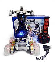 Машина-трансформер на пульте Deform Tobor Super Power, фото 1