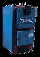 Котел стальной  длительного горения промышленный Корди КОТВ-100М мощностью 100 кВт