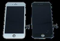 Экран + сенсор (модуль) для Apple IPhone 7 чёрный/белый