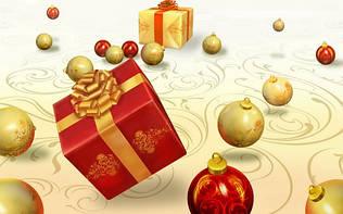 Подарки, сувениры и декор к Новому году