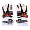 Рукавички воротарські юніорські з захисними вставками Latex Foam GG-MR5 (MITER, REASCH, FCB) розмір 5 , фото 4