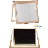 Дошка для малювання 2-стороння (53*43см) ВП-005 Вінні Пух