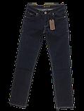 Мужские джинсы Franco Benussi 18-734 темно-синие, фото 6