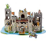 """3D пазлы Melissa & Doug """"Средневековый замок"""""""