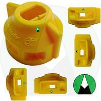 Колпак форсунки опрыскивателя ARAG желтый Agroplast - 220448 | 0-103/08_Z AGROPLAST, фото 1