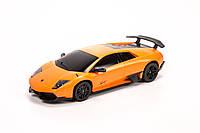 Игрушка машина MZ Lamborghini 27018 на радиоуправлении Желтая (20181005V-524)