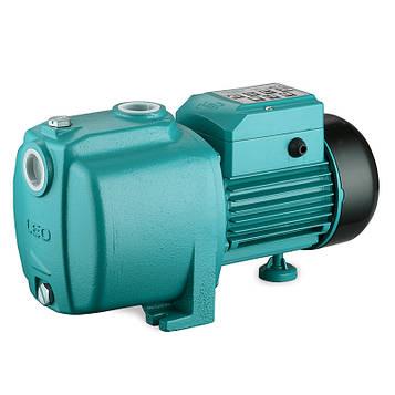 Насос відцентровий багатоступінчастий 0.6 кВт Hmax 50м Qmax 80л/хв LEO (775422)