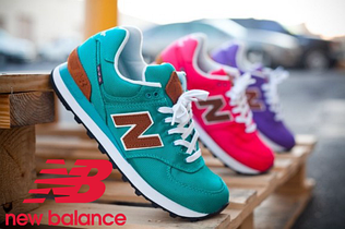 Кроссовки New Balance женские