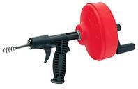 Ручная прочистка для труб (вертушка) Power-Spin Ridgid