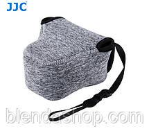 Защитный футляр - чехол JJC OC-C2BG для камер Nikon CoolPix L810, L820, L830