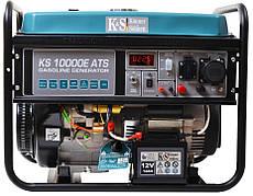 Бензиновый генератор Könner&Söhnen KS 10000E ATS