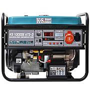 Бензиновый генератор Könner&Söhnen KS 10000E-3 ATS