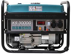 Бензиновый генератор Könner&Söhnen KS 3000G