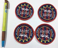 """Нашивки (аппликации) для одежды """"Albirex"""""""