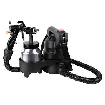 Краскораспылитель электрический 450Вт 1.4/1.8мм HVLP (маляр) Sigma (6816011)