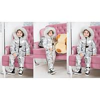 Зимний комбинезон детский SILVER 4051