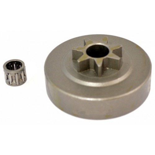 Корзина сцепления цельная для бензопилы Husqvarna 136-137-142