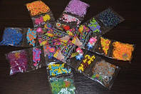 Резиночки для плетения браслетов 200 шт