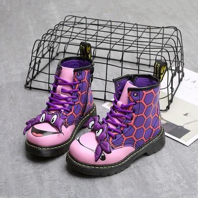 Детские ботинки на девочку весна-осень