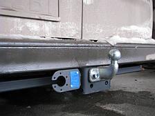 Фаркоп на Renault Trafic (2001-2014) Литой крюк, Рено Трафик