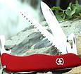 Надежный складной нож Victorinox Rucksack 08863 красный, фото 7