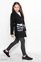 Прямое детское пальто Gepur 28030, фото 1