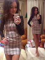 "Модное платье ""Burberry"""