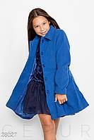 Яркое демисезонное пальто Gepur 28027, фото 1